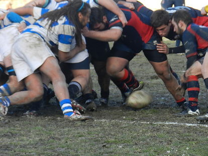 Rugby (foto d'archivio)