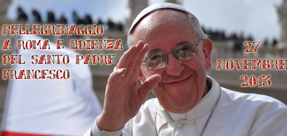 scout Udienza Papa