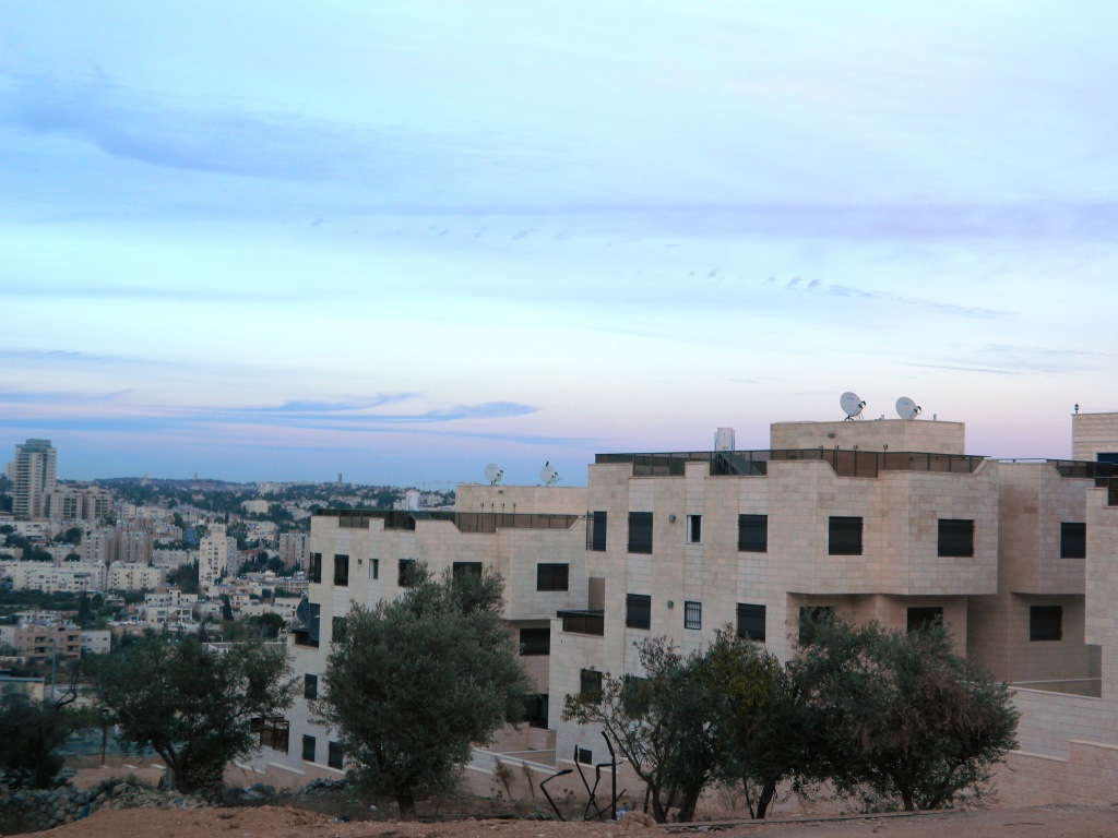 The Beit Safafa Housing Project has been initiated by Latin Bishop William Shomali of the Latin Patriarchate. It offers apartments to 72 Christian families from Jerusalem. ACN helped twice - 2007 and 2010 - to this project.