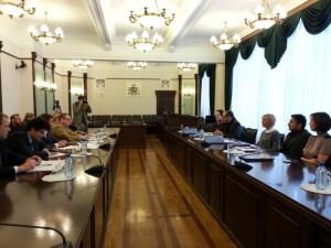 incontro in municipio ekaterinburg