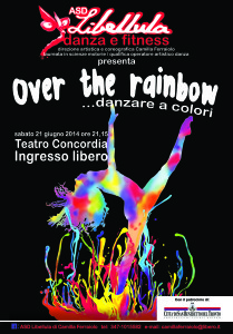 over the rainbow - asd libellula