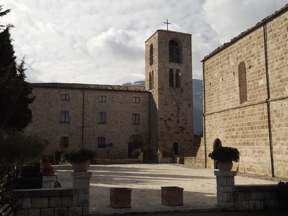 14 Agosto, Santa Messa alle 10:30 presso Abbazia di Montesanto