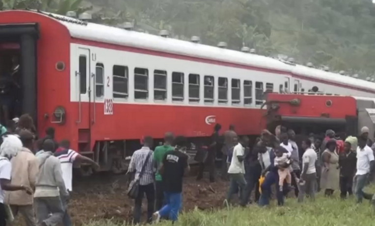 camerun incidente ferroviario